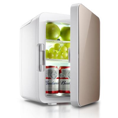 Tủ lạnh ô tô 10L mini  sử dụng cho gia đình và xe hơi