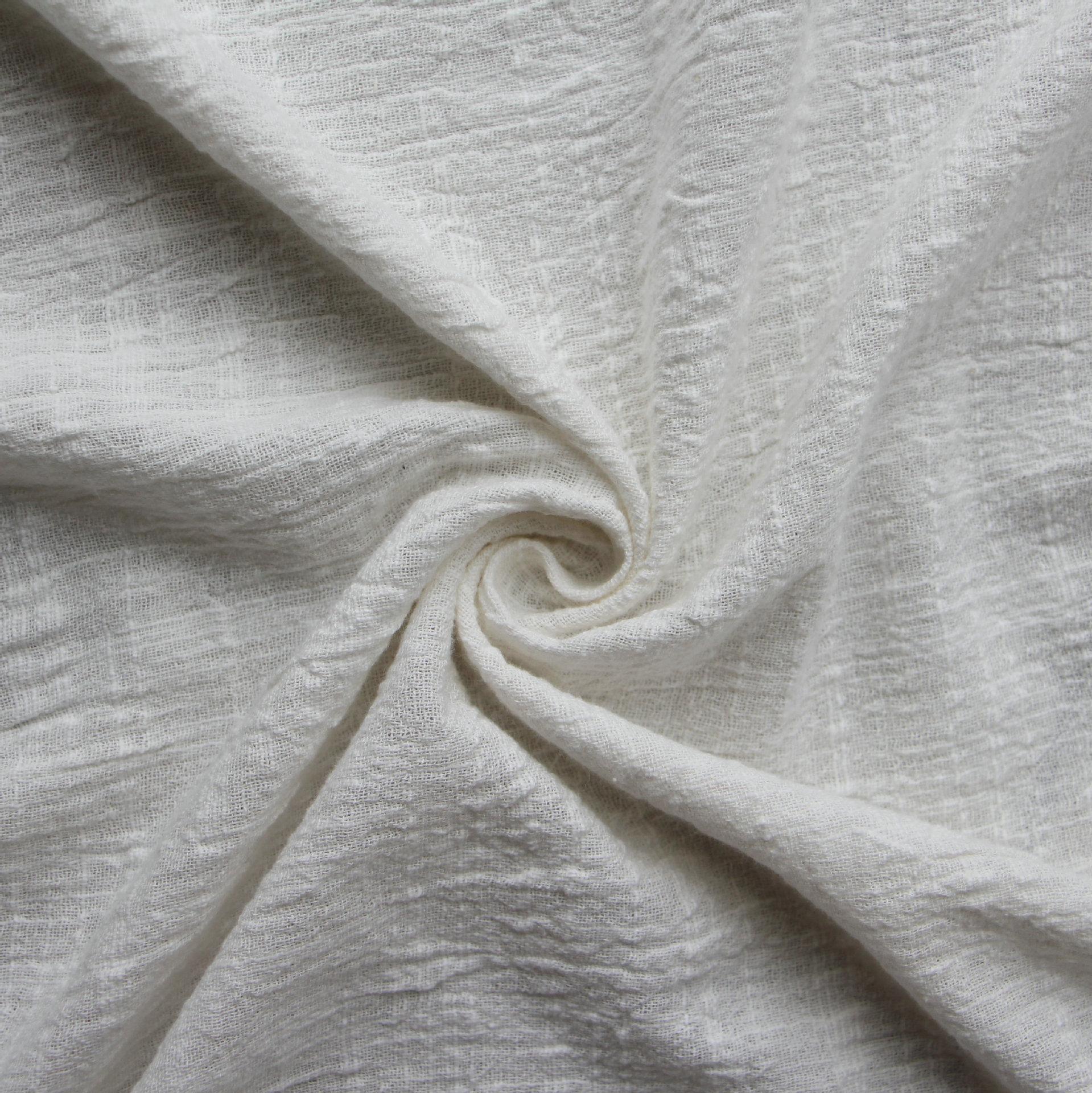 Vải Cotton pha Vải cotton mới hấp thụ nhiệt và thoáng khí cotton và vải lanh pha trộn vải lanh vải b