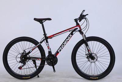 Phoenix - xe đạp leo núi 21 tốc độ phanh đĩa cho nam và nữ