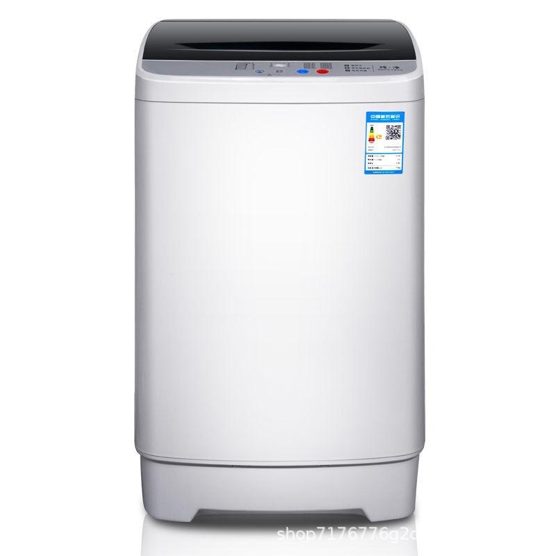 Máy giặt 6/7/8 kg máy giặt tự động công suất lớn máy giặt pulsator ký túc xá căn hộ kỹ thuật quà tặn
