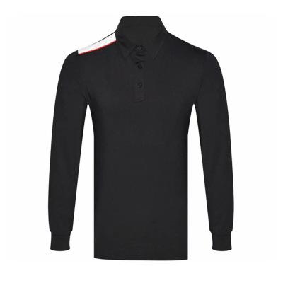 Áo thun mau khô Quần áo golf nam Quần áo golf dài tay áo thun nhanh khô Golf quần áo thể thao nam th