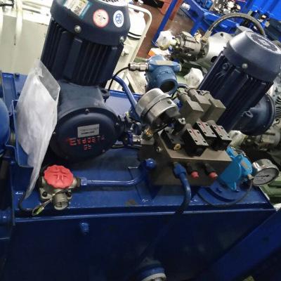 Hệ thống tích hợp Máy uốn cong đa dạng nhóm van điều khiển thủy lực Nhóm van điều khiển điện từ Khối