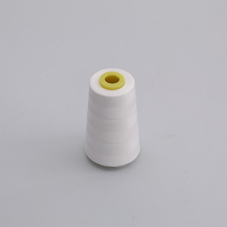 SHANMU Chỉ may 404/3000 yard bảo vệ môi trường polyester chủ đề may máy may dây tốc độ cao
