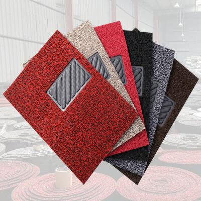 ZHENWEISI Đệm chân Nhà máy trực tiếp thảm phun thảm phổ quát dây vòng thảm 12 mm phun ba bộ thảm bán