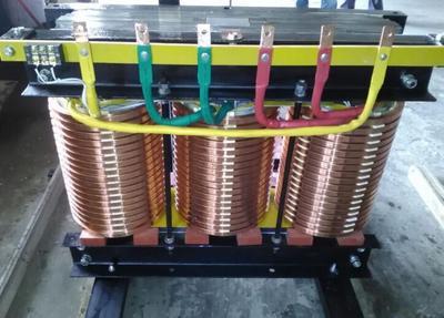kháng trở  Lò phản ứng đầu vào và đầu ra lò phản ứng DC, bảo vệ điều hòa, bộ lọc hoạt động có thể đư