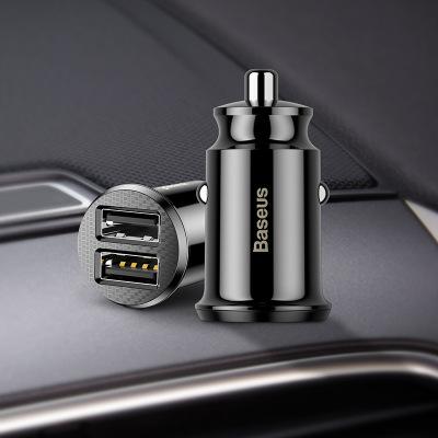 Đầu cắm sạc xe hơi Beisi thông minh 3.1A kép USB