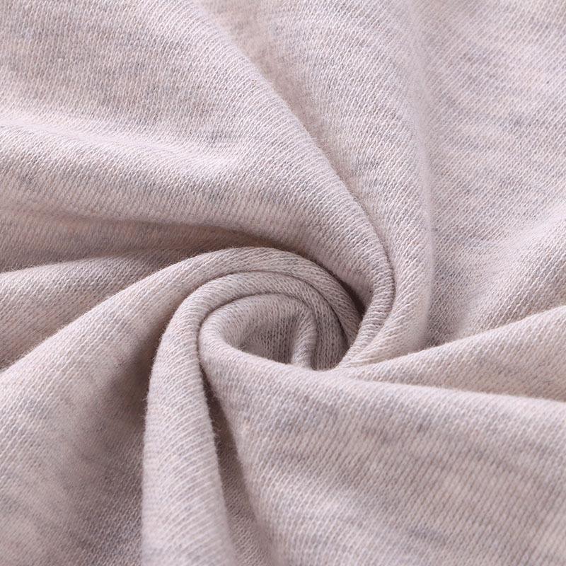 YANGUANG Vải French Terry (Vấy cá) Nhà máy trực tiếp 32 sọc áo len vảy vải terry Wei phụ kiện quần á