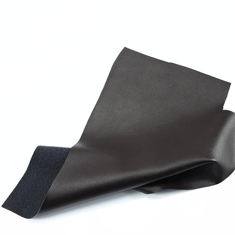 FENGCHENG da Nhà sản xuất cung cấp vải thiều kết cấu da dẫn điện chống tĩnh điện Da PU vải thiều pu