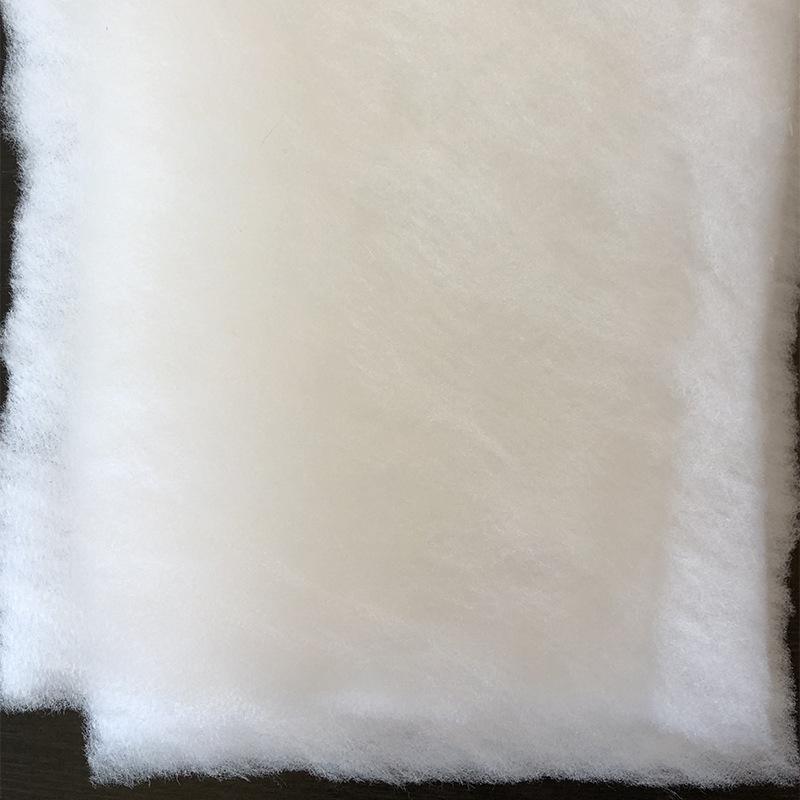 Vật liệu lót may mặc Chất liệu cotton mềm Chất độn nhà sản xuất cung cấp gối dệt quần áo Chất độn đặ