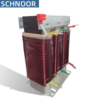 kháng trở  Lò phản ứng loạt điện áp thấp Lò phản ứng dây đồng dây nhôm vòng phản ứng 7% Lò phản ứng