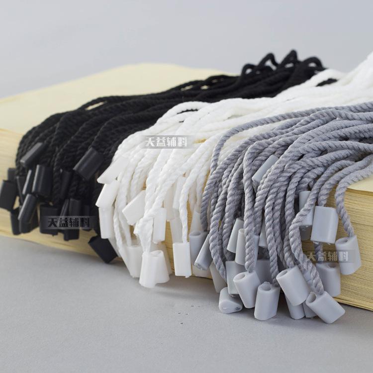TIANYI Chuỗi tag , Tag logo Dây treo hạt, dây treo thẻ đậm, bông treo hạt cao cấp, dây cotton dày, d