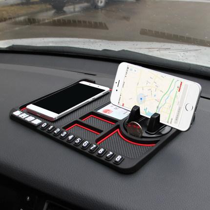 LOUGOU Đồng hồ chuyên dùng  Bảng điều khiển xe ô tô Audi A3 A4L A6L đặc biệt chống trượt pad Q2L Q3