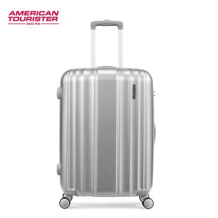 AMERICAN TOURISTER  VaLi hành lý Xe đẩy du lịch Mỹ hộp 29 inch công suất lớn 21/25 inch hộp đỏ học s