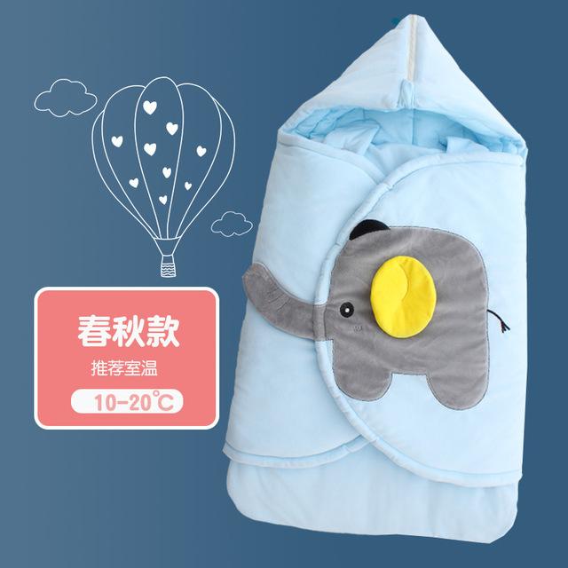 Túi ngủ giữ ấm cho trẻ sơ sinh .