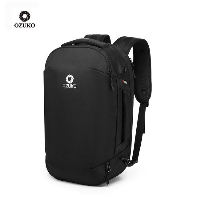OZUKO Thương gia có thực lực Túi tóc giúp ozuko kinh doanh mới ba lô tùy chỉnh du lịch ngoài trời ba