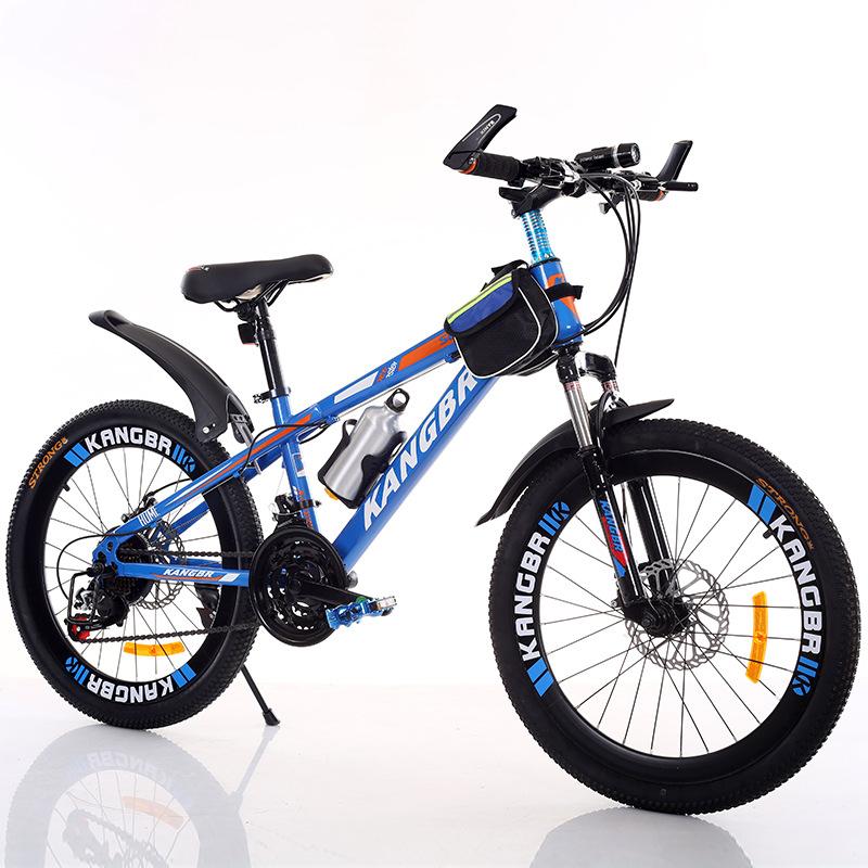 XIAOMAZAI Xe đạp leo núi Trẻ em mới 24 inch 22 inch