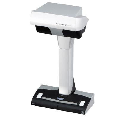 Fujitsu Máy scan Máy quét Fujitsu SV600 Sách cổ Sách màu 3D HD Anime A3 Gao Paiyi Chính hãng