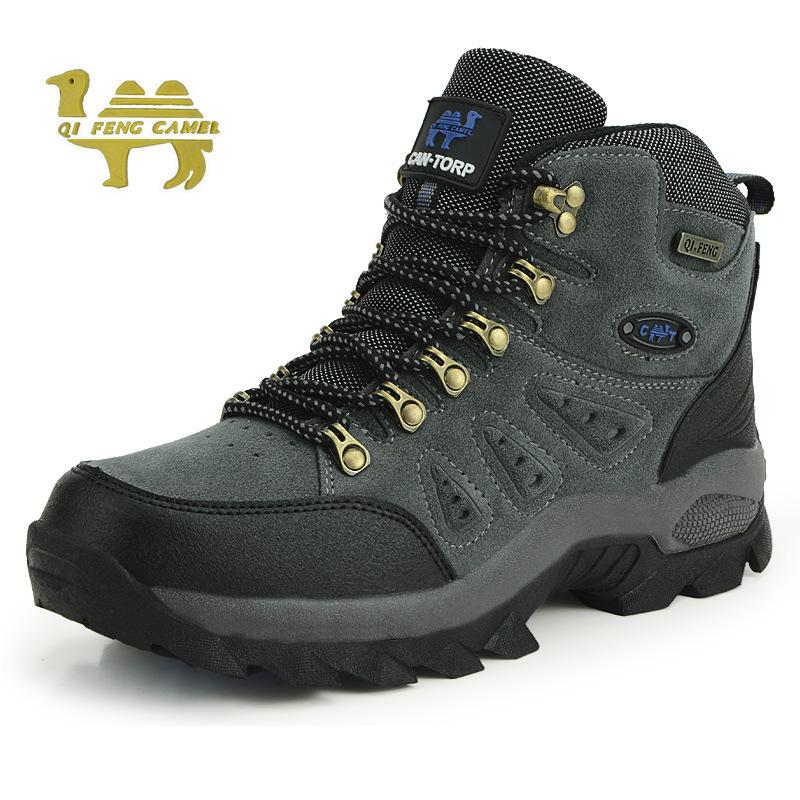 Giày đi bộ cao cổ không thấm nước dành cho nam .