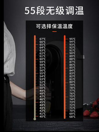 Joyoung  Nồi lẩu điện, đa năng, bếp và vỉ nướng Bình nước nóng điện Jiuyang thông minh nhiệt độ khôn