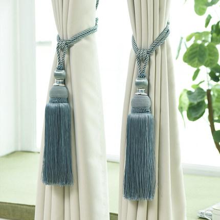 LIANBULIANJIA Dây cột rèm  Rèm dây hiện đại dây thừng rèm cửa khóa dây treo dây treo bóng tua treo g