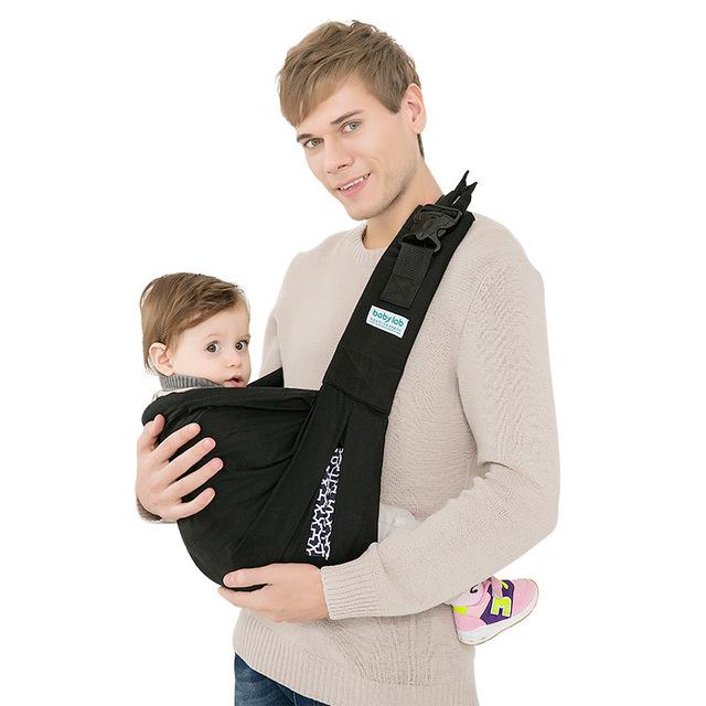 BabyLab Đai địu bên vai an toàn cho bé .
