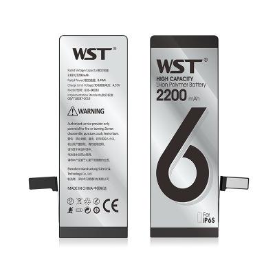 WST Pin điện thoại Điện thoại di động iPhone6 Pin tích hợp 6S cho iPhone6Splus Pin thương hiệu điện