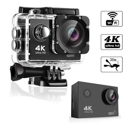 ECEL Máy ảnh thể thao Camera thể thao Không dây wifi Mới mini thông minh HD camera chống nước ngoài