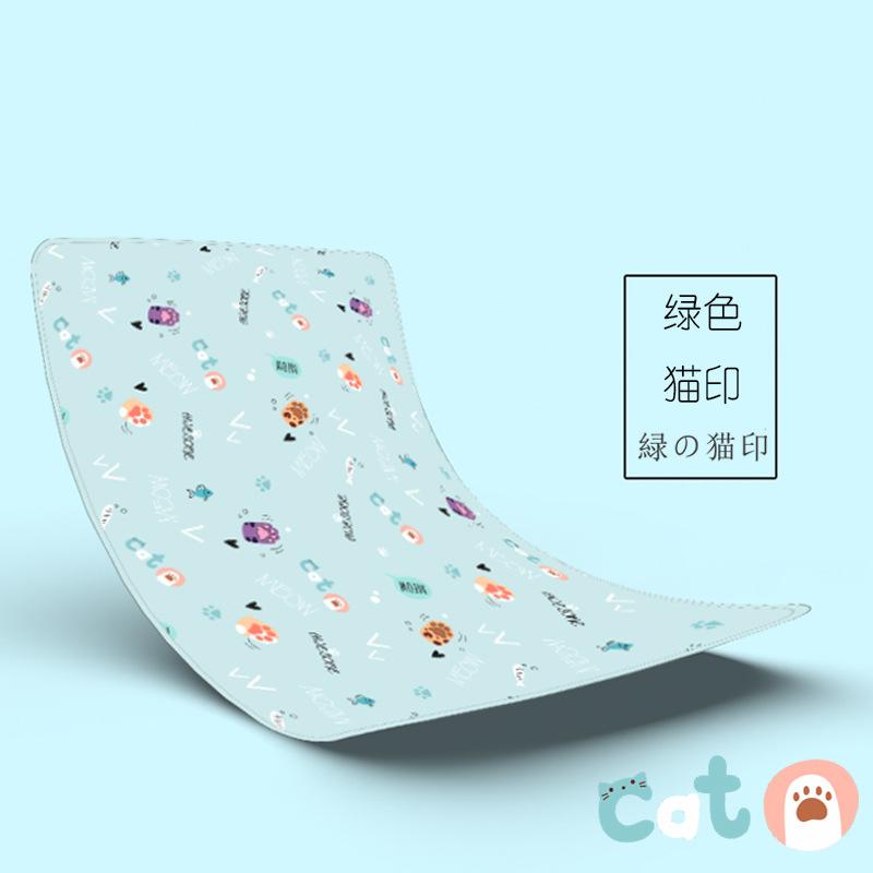 Tấm lót cho trẻ sơ sinh giúp chỗ ngủ của bé dễ dàng vệ sinh .