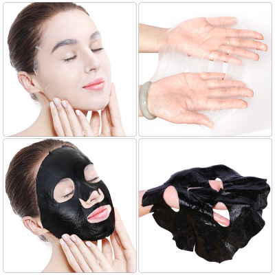 LizeeaA Mặt nạ Li Zhiya 30 miếng mặt nạ sữa chua heo hydrating mặt nạ đen nhà sản xuất mỹ phẩm chính