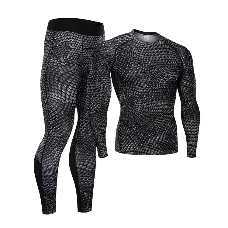 QUNJIAN Quần áo mau khô Nhà máy trực tiếp tập thể dục mới phù hợp với thể thao phù hợp với bóng rổ n