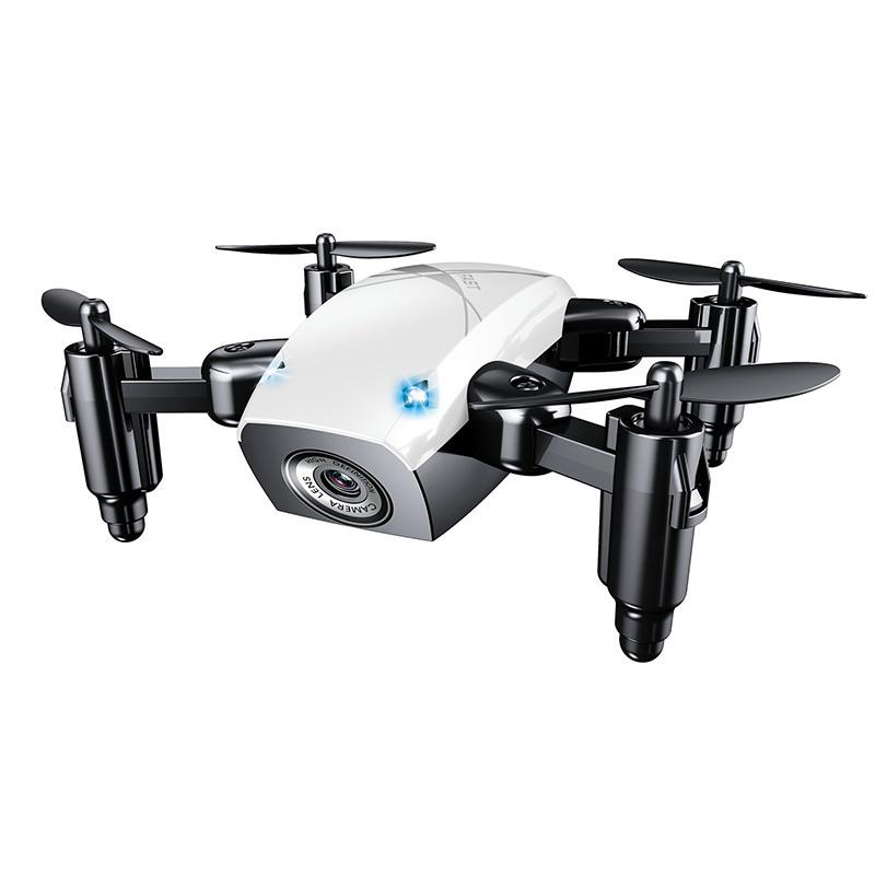 Máy bay Trực Thăng Có Thể Gập Lại Cho S9HW Mini Drone S9 Không Camera RC