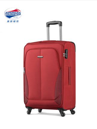 AMERICAN TOURISTER  VaLi hành lý Mỹ du lịch phổ quát bánh xe công suất lớn trường hợp xe đẩy nam 21/
