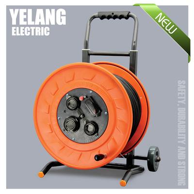 YELANG Tủ phân phối điện Khay cáp phân phối điện di động YL-C16T