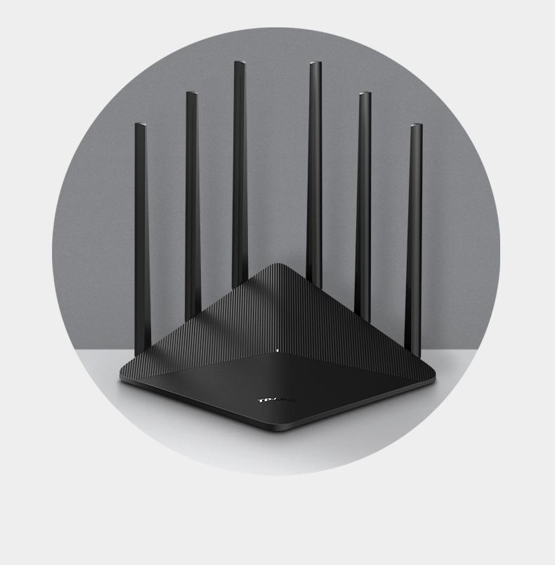 Máy thu 5G TL-WDN5200H / TP-LINK tần số kép 600M card mạng không dây USB