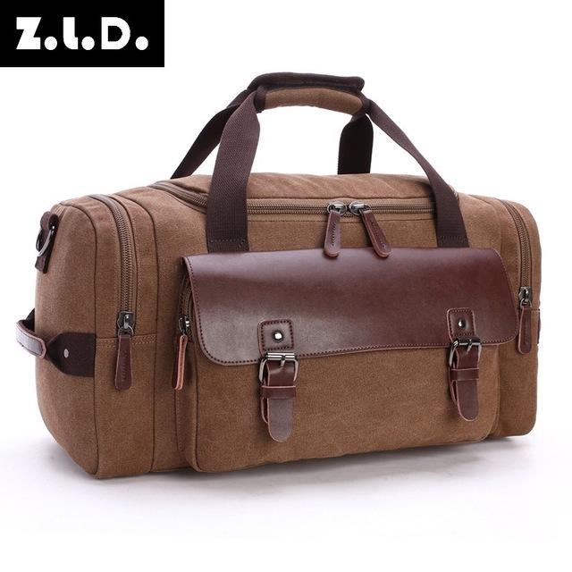 Hành lý Túi xách du lịch bằng vải cỡ lớn .