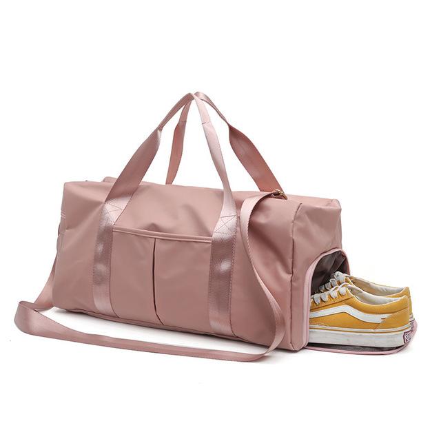 Túi xách du lịch Túi đựng túi tóc Túi du lịch có thể được kéo bằng tay túi hành lý thể dục dung lượn