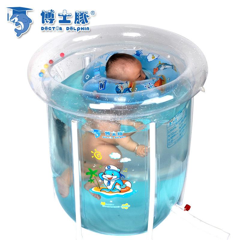 Bể bơi bơm hơi bảo vệ môi trường PVC .