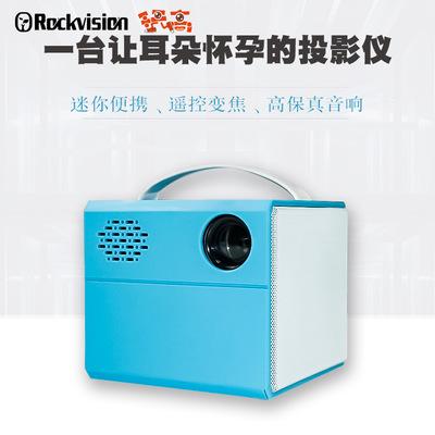 Máy chiếu Máy chiếu mới âm thanh nổi siêu thực chất lượng HD 1080P máy chiếu gia đình