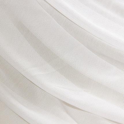CRYSTAL SHINE RED Vải lưới Vải lưới nylon Vải lưới Spandex Vải lưới nylon Vải lưới bốn mặt thun lưới