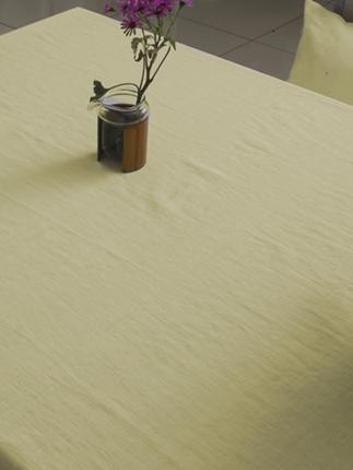 Mobukia Vải Hemp ( Ramie) Mubuka cotton và khăn trải bàn khăn trải bàn màu rắn khăn trải bàn bàn cờ