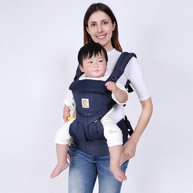 Đai Địu an toàn cho bé Egobaby