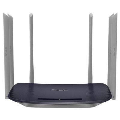 TP-Link Modom Wifi Bộ định tuyến không dây hai băng tần 2100M TP-LINK TL-WDR7400 qua tường wifi thôn