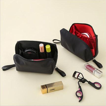 Yaqin Túi xách du lịch Túi đựng mỹ phẩm mini cầm tay du lịch son môi lưu trữ túi nhỏ túi bên trong t