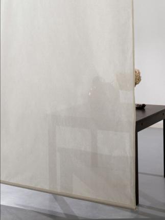 Mobukia Vải Hemp ( Ramie) Mu Buka Nhật Bản phân vùng rèm ramie rèm trang trí rèm tường rèm ramie rèm