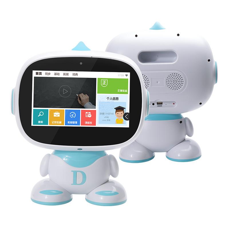 Công nghệ đối thoại đồ chơi robot thông minh AI Android Trẻ em đi kèm với việc học