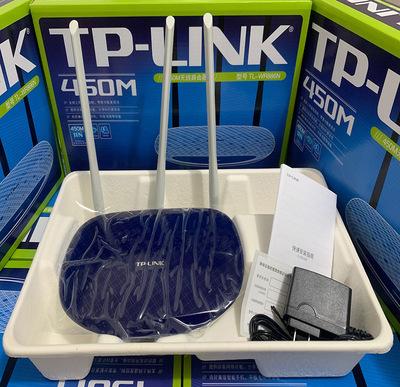 TP-Link Modom Wifi Bộ định tuyến không dây Tp-wifi wifi tường băng thông rộng tốc độ cao wr886 bộ đị