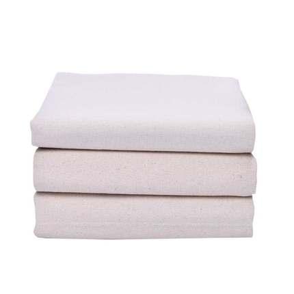 Vải Chiffon & Printing Vải trắng vải cotton vải trắng cắt vải trắng vải bông cotton polyester bông t