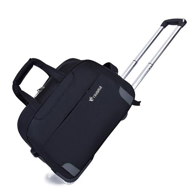 thị trường túi - Vali Túi tóc bán buôn tùy chỉnh xe đẩy túi du lịch công suất lớn Oxford Bra túi hàn