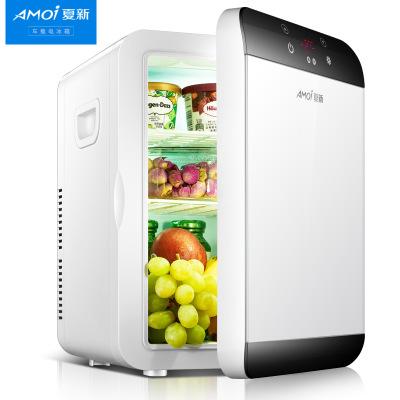 Tủ lạnh Amoi / Amoi 12L tủ lạnh mini nhà nhỏ ký túc xá một cửa tủ lạnh xe hơi nhà kép sử dụng máy sư