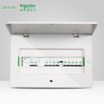 Schneider Electric Hộp phân phối điện Hộp phân phối Schneider Hộp điện Tianlang 16 mạch TLA12B trang